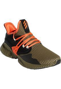 Tênis Adidas Alphabounce Instinct Cc Masculino - Masculino-Preto+Laranja