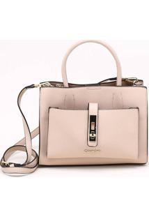 Bolsa Shoulder Bag Areia - M