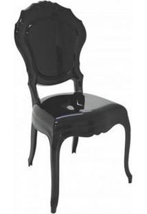 Cadeira Belle Epoque Preta Summa - Tramontina 9056/009
