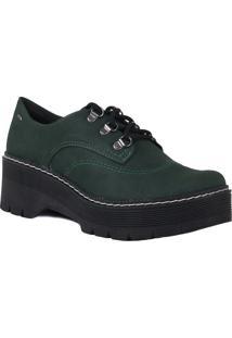 Sapato Casual Dakota Oxford Plataforma