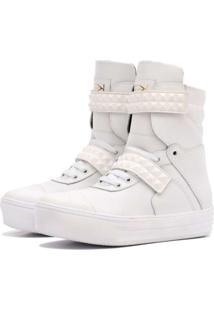 Sneaker K3 Fitness Prize Branco