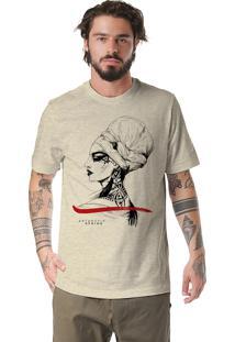 Camiseta Rulfini Store Artarctic Spring Areia