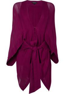 Kaftan Kimono Tess (Grape, M)