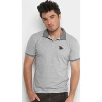 Camisa Polo Rg 518 Listrada Fio Tinto Masculina - Masculino 2be72246bafcb