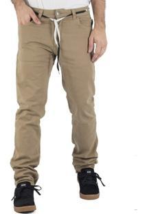 Calça Alfa Sarja Pro Model - Masculino