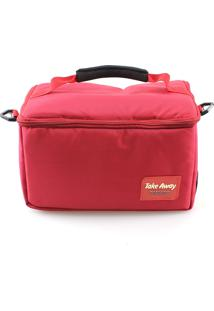 Bolsa Térmica Take Away P Com 3 Potes Nc158 Plus - Notecare