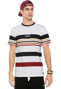 Camiseta Element Bow Branca