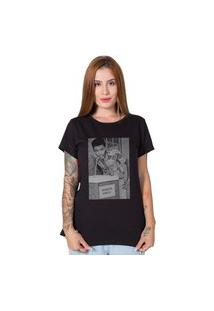 Camiseta For All Preto