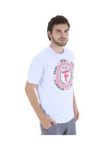Camiseta Fatal Estampada 20285 - Masculina - Branco
