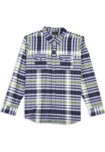 Camisa Logistic Woven