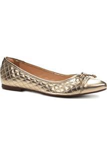 b44a65b23 R$ 129,90. Zattini Sapatilha Shoestock Matelassê Bico Fino Feminina ...