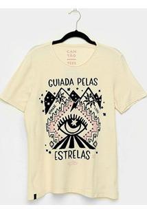 Camiseta T-Shirt Cantão Classic Esotérica Feminina - Feminino