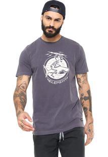 Camiseta Element Rodeo Roxa
