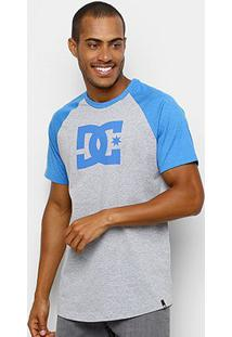 Camiseta Dc Shoes Star Masculina - Masculino