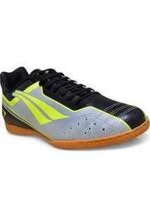 Tenis Masc Penalty 1240558860 Matis Vi Cinza/Preto/Amarelo