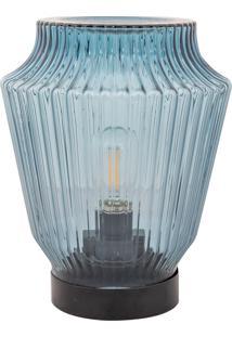 Luminária De Vidro Com Led