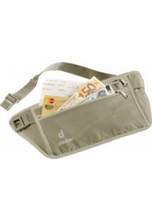 Pochete Security Money Belt Areia - Deuter