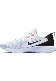 Tênis Nike Legend React Feminino - Feminino-Roxo+Preto