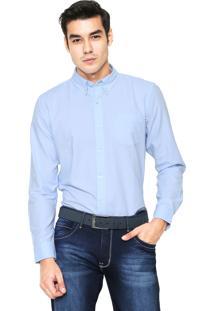 Camisa Timberland River Azul