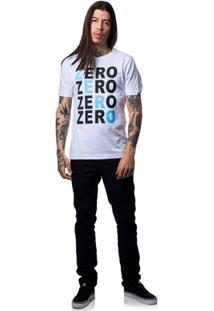 Camiseta Zero Word Game Masculina - Masculino