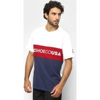 2de7f96982 Camiseta Dc Shoes Especial Howzthat Masculina - Masculino