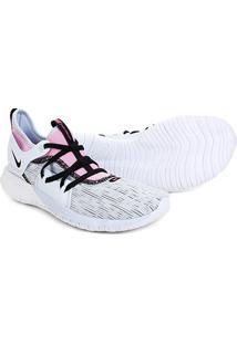 Tênis Nike Flex Contact 3 Feminino - Feminino-Azul+Rosa