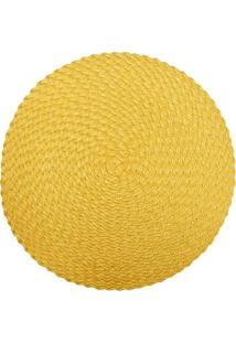 Jogo Americano Tress 38 Cm Amarelo Tyft