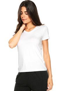 Camiseta Liz Easywear Branca