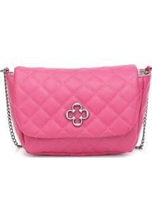 Bolsa Capodarte Matelassê Pink - Kanui