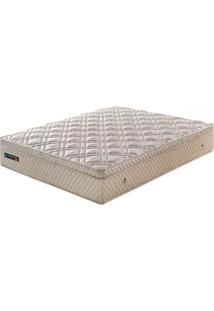 Colchão Casal Molas Ensacadas 138X188 Confort Adorabile Bege - Ecoflex