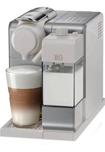 Cafeteira Nespresso Lattissima Touch Facelift Silver - 110 Volts