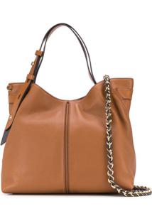 Michael Michael Kors Bolsa Downtown Astor - Marrom