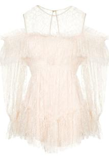Alice Mccall One In A Million Playsuit - Branco