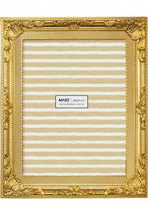 Porta Retrato Mart Interior Dourado