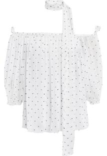 Blusa Feminina Pureza Couture - Off White