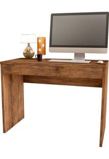 Escrivaninha 6080 Luxo Canela Madeirado Móveis Jb Bechara