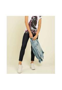 Calça Jeans Skinny Feminina Sawary
