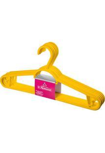 Cabide Pendura Mais Pr105/6-16 Amarelo Primafer