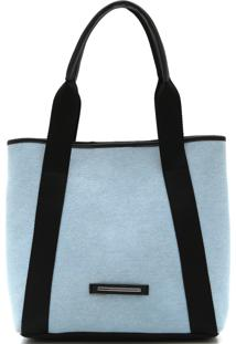 Bolsa Colcci Lisa Azul