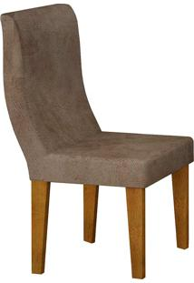 Cadeira Verona - Rufato - Imbuia / Chocolate