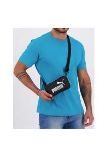 Pochete Puma Wmn Core Up Sling Bag Preta