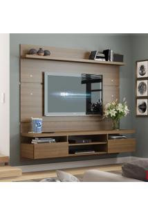 Painel Para Tv 2 Portas 180 Cm Bolt 21975Z2 Rustic - Madesa