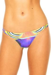 Calcinha Blue Man Bottom Multicolorida