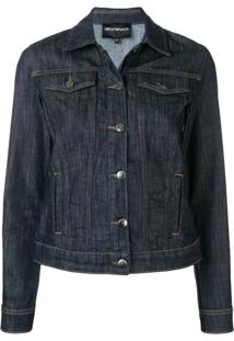 Emporio Armani Denim Jacket - Azul