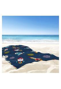 Toalha De Praia / Banho Nave Espacial Único