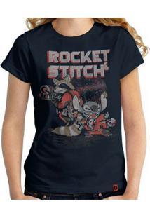 Camiseta Rocket Stitch