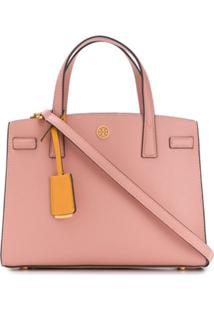 Tory Burch Walker Small Tote - Rosa