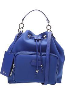 Bolsa Com Bolso- Azulschutz