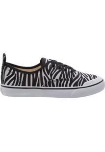 Tênis Long Zebra   Fiever