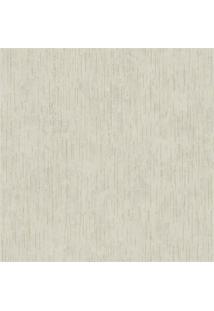 Papel De Parede Decor Tradicional Texturizado Bege E Areia 0.53X10M